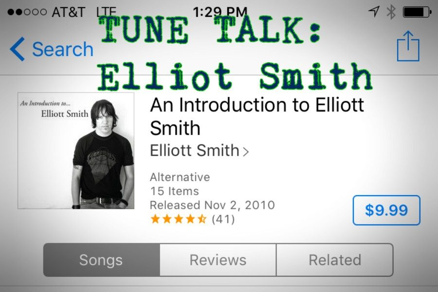 Elliot Smith reached world wide fame when he worked on the soundtrack of Good Will Hunting.