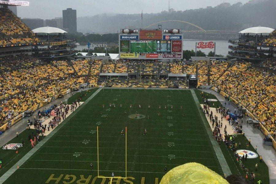 Heinz Field is home to the best football franchise in the NFL.