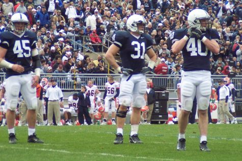 The most dramatic change in Penn State