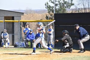 McElwain will begin spring softball looking for her 100th hit.