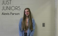 Alexis Parson is a junior that is into volleyball and spending time with her family and friends.