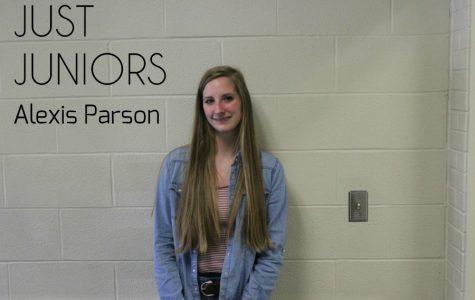 Just Juniors: Alexis Parson
