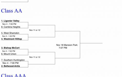 Handicapping the Class AA field