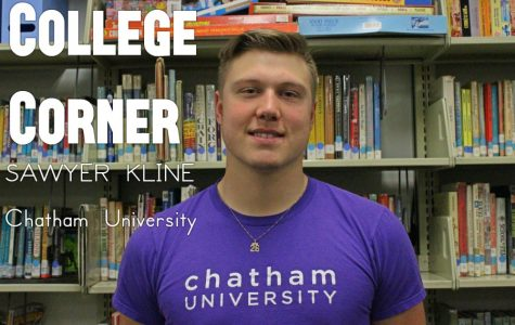 College Corner: Sawyer Kline