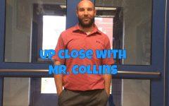 Mr. Collins enjoys teaching math class the most.