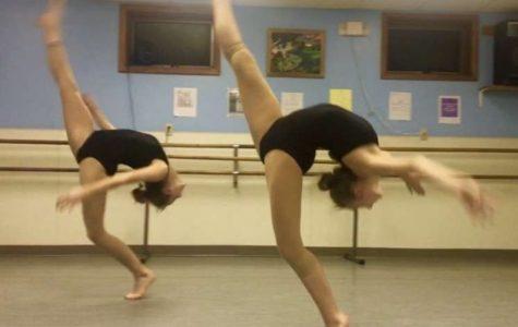 B-A freshmen earn dance scholarships