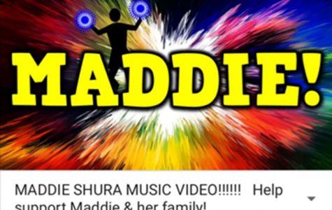 Mr. Harry's creates Maddie Shura tributes