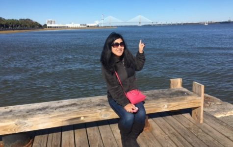 Ms. Trostle is enjoying her time down south, working as a guidance counselor in South Carolina.