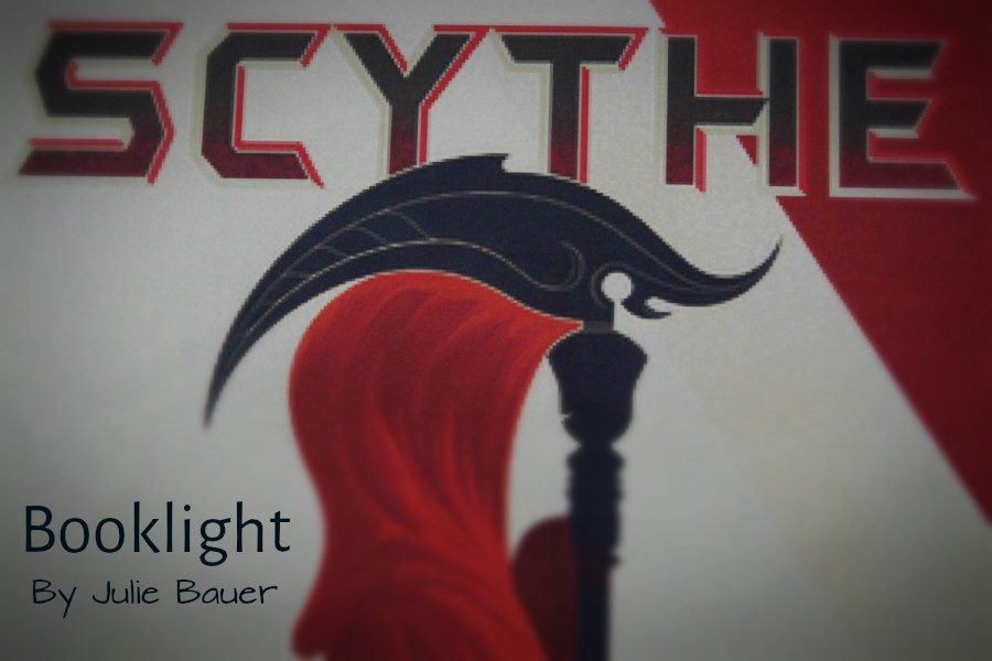 Julie Bauer reviews Scythe in this week's Boklight.