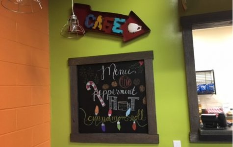 Cafe opens for business in the Media Center