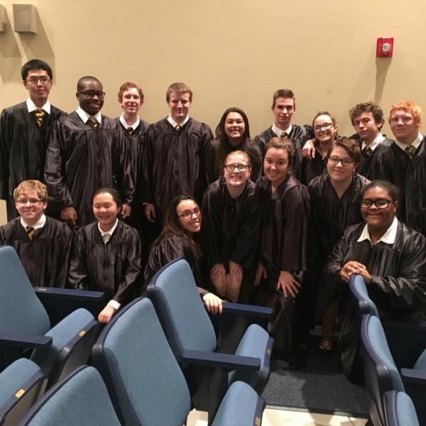 18 singers attend Blair County Chorus