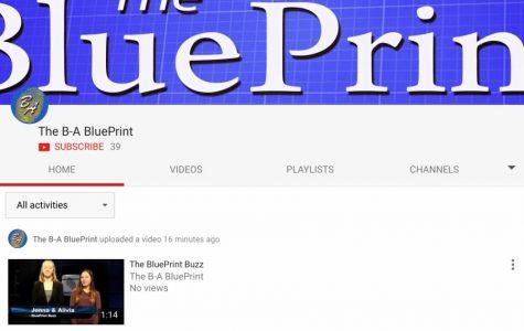 BluePrint begins live broadcasting