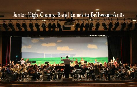 B-A hosts Junior High County Band