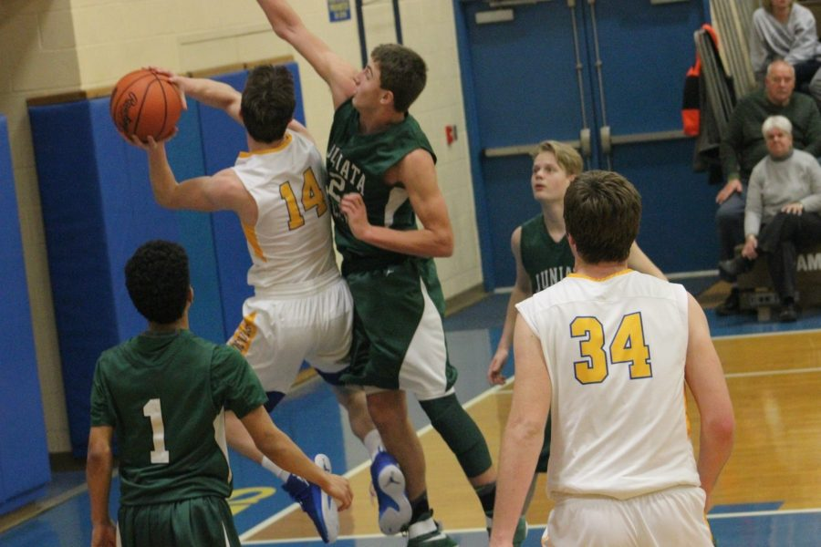 Bellwood-Antis boys fall to Juniata Valley