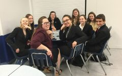 Bellwood-Antis hosted a speech meet last week and had two top finishers.