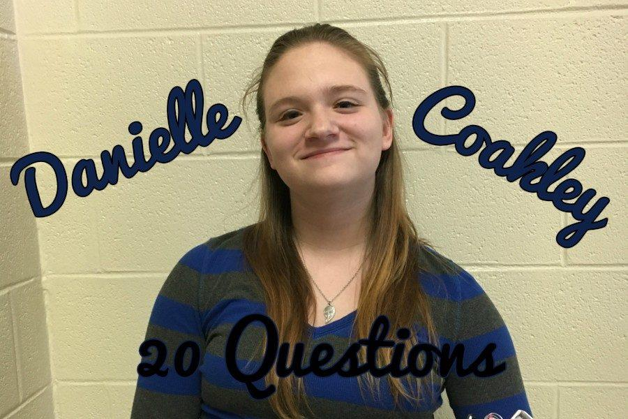 20 Questions with Danielle Coakley