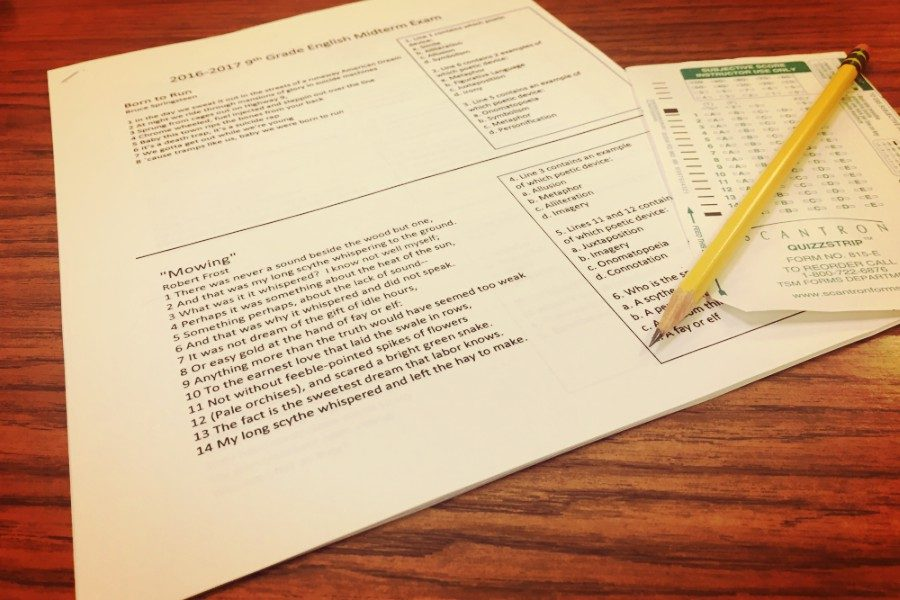 B-A students are completing midterms, one of the tougher testing cycles of the year.