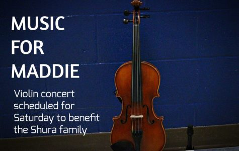 Revamped to hold concert to benefit Maddie Shura