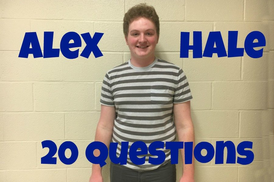 20 Questions with Alex Hale