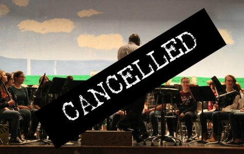 District cancels County Band over weather concerns