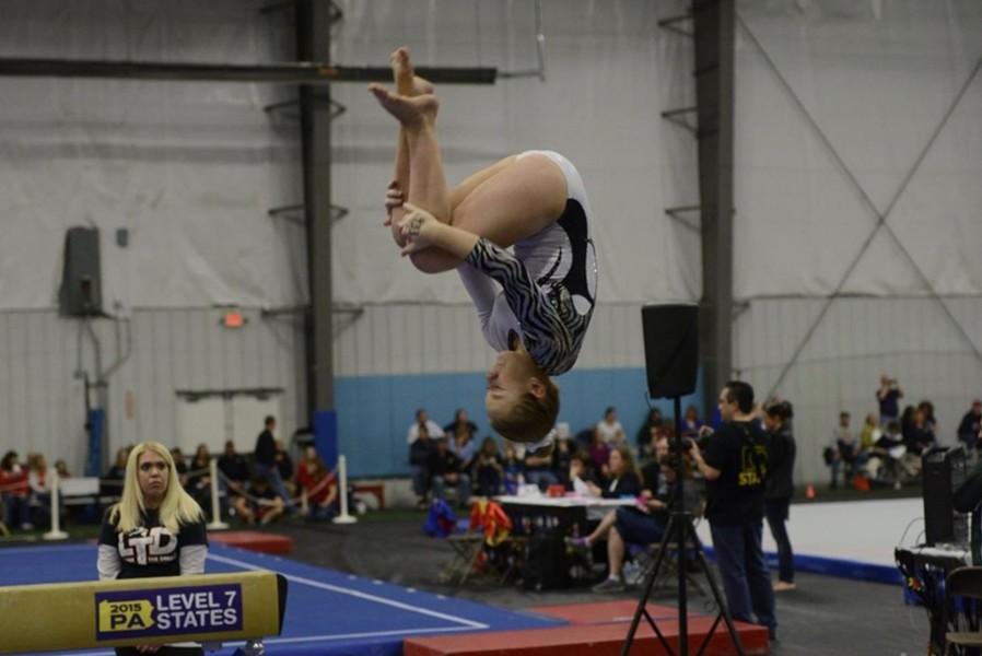 McKenna+Mayers+loves+gymnastics+to+a+high+extent.