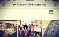Service Paws for Pets recently launched a new website.