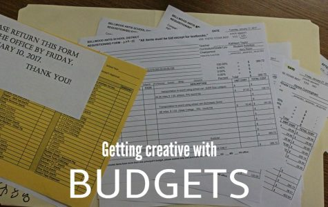 B-A budgets for next school year
