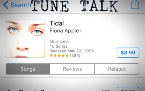 TUNE TALK: Fiona Apple