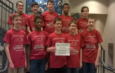 B-A middle schoolers place third at Mathcounts