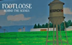 There has been  a lot of work done when the lights have been off that  ensure Footloose will be a special production at Bellwood-Antis.