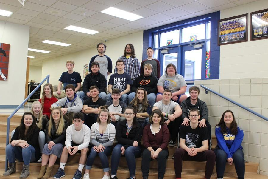The BluePrint staff learned this week that it won first place at the Keystone Press Awards for the top school website in Pennsylvania.