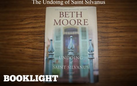 BOOKLIGHT: The Undoing of Saint Silvanus