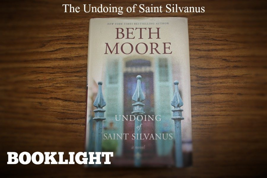 The+Undoing+of+Saint+Silvanus+is+a+thriller+with+twists+and+turns.