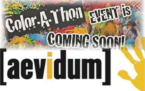 Blair Aevidum groups to host color run