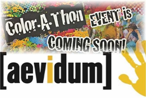 Aevidum clubs from across Blair County are teaming to hold a color run in April.
