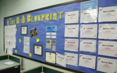 The BluePrint earned another award for its Wall of Fame when it earned a third Distinguished Site honor last week.