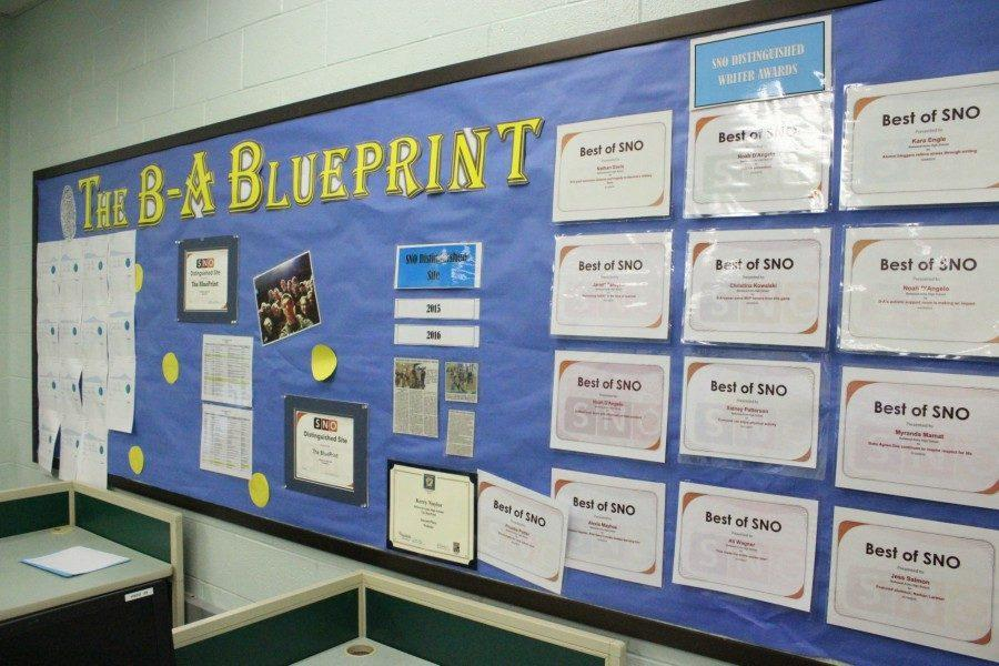 The+BluePrint+earned+another+award+for+its+Wall+of+Fame+when+it+earned+a+third+Distinguished+Site+honor+last+week.