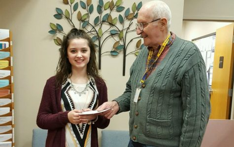 B-A seventh grader wins Lions art contest