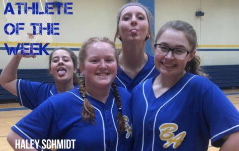 ATHLETE OF THE WEEK: Haley Schmidt