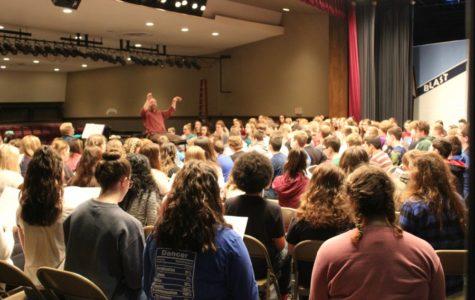 Bellwood-Antis hosts junior high County Chorus