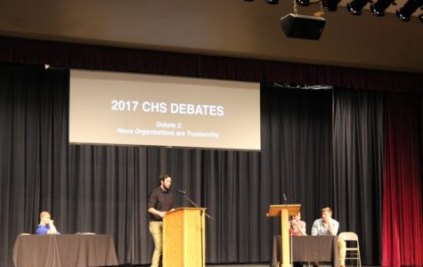 CHS class hosts annual school-wide debates