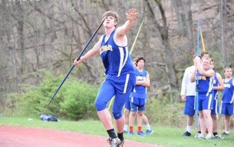 Boys track team hopes to bounce back