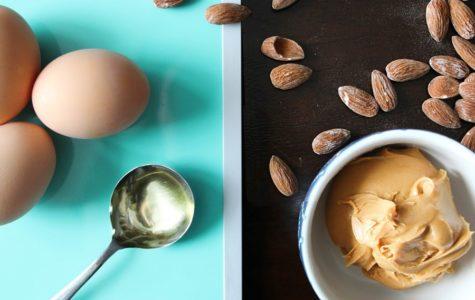 Peanut butter eggs go on sale