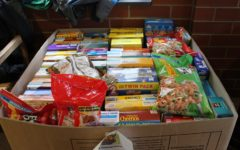The cereal drive is almost over and FCA would like to get 300 more boxes in the next week.
