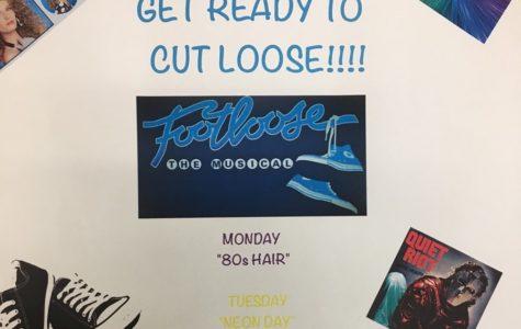 Music Department plans Footloose spirit week