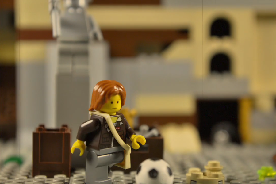 Quintin Nelson has a Lego movie available to check out on YouTube.