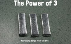 The Power of Three: Depressing 60's songs