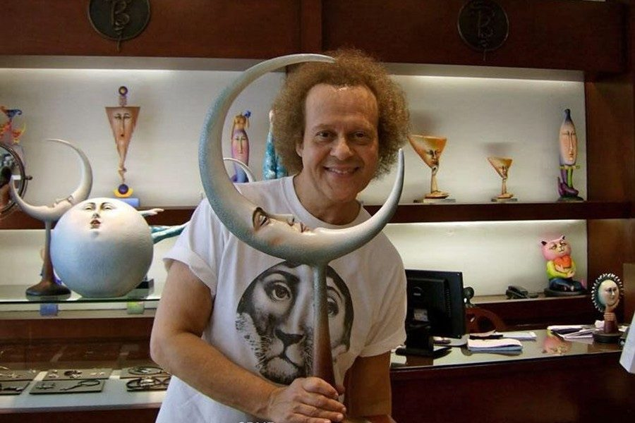 The+world+learned+last+week+that+Richard+Simmons+is+alive+and+well.
