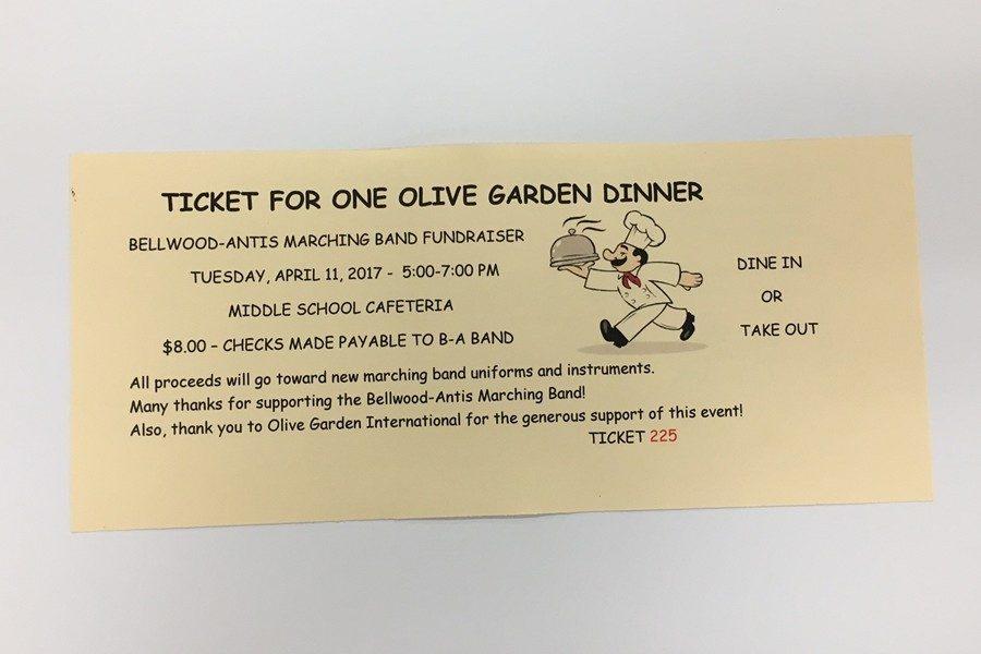 Olive Garden Fundraising Garden Ftempo