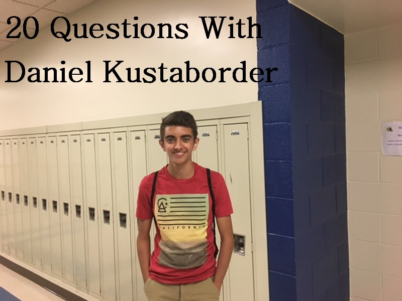 Dan Kustaborder doesnt like to dance and he doesnt believe in love at first sight.